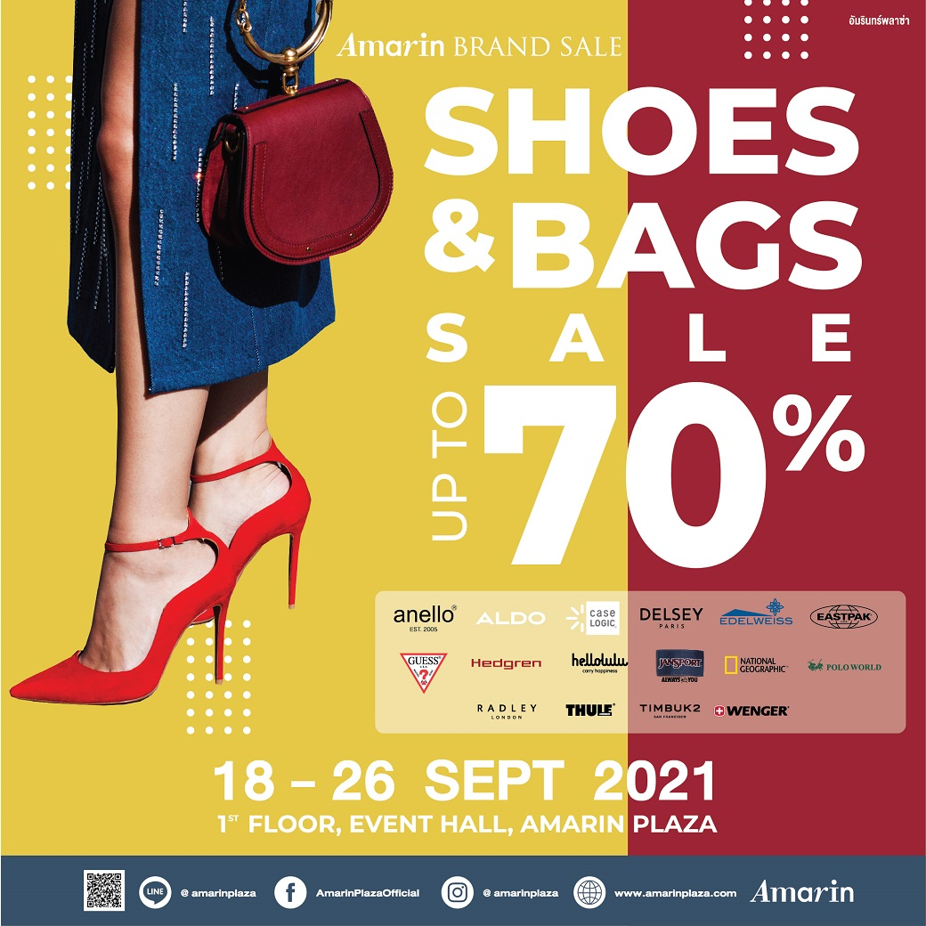 Shoes&Bags Sale Up To 70%
