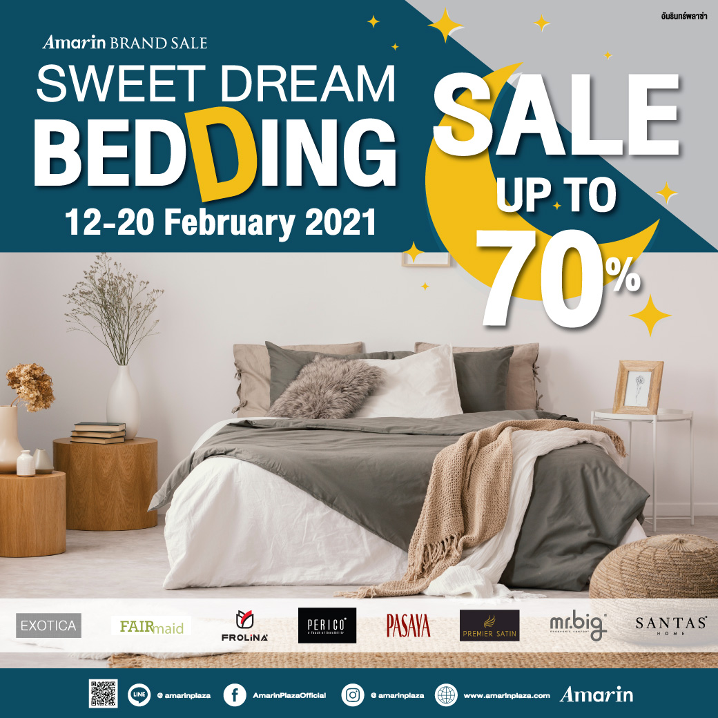 Sweet Dream Bedding Sale Up To 70%