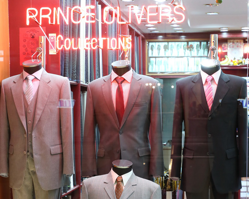 PRINCE  OLIVER  COLLECTION