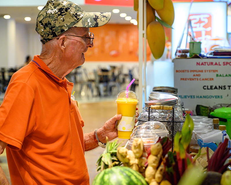 Mr. All About Fruit