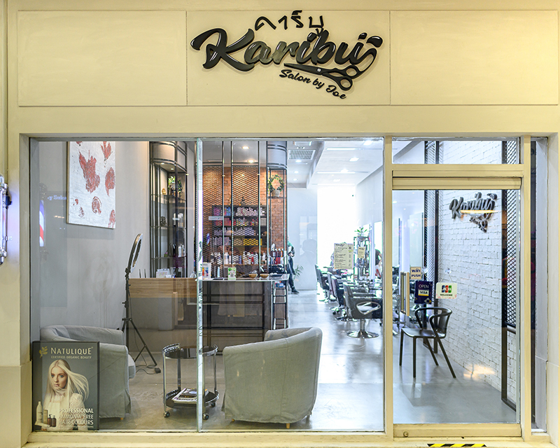 HAIRBYJOE BANKOK SALON