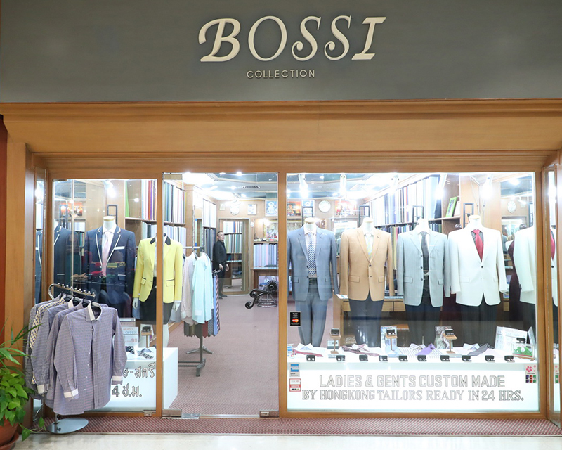 BOSSI COLLECTION